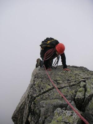 Bergsteigen 2