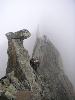 Bergsteigen 3