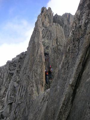 Bergsteigen 5