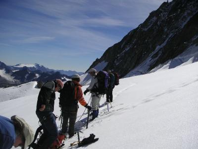 Bergsteigen 8