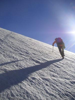 Bergsteigen 9