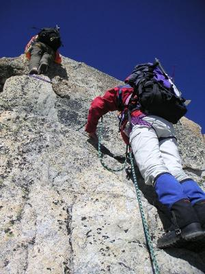 Bergsteigen 10