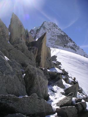Bergsteigen 12