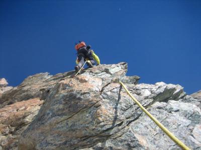 Bergsteigen 21