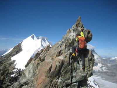 Bergsteigen 22
