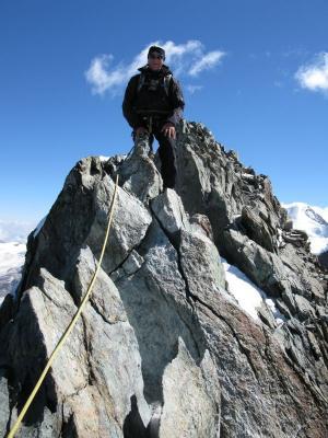 Bergsteigen 28