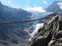bergprofi.ch: geführte Gletschertouren, Bergtouren, Klettertouren, Kletterausbildungen